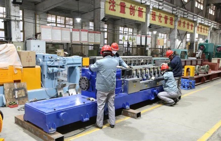 医疗防护用品主要原料需求激增,中国化工装备所全套技术装备驰援